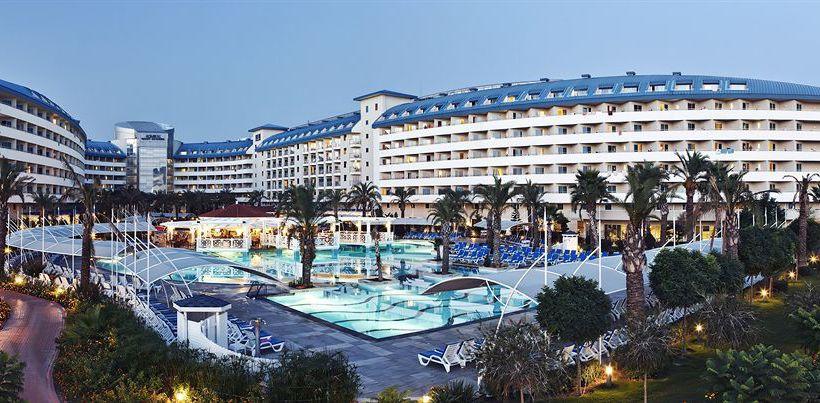 Hotelfoto Hotel Crystal Admiral Resort Suites & Spa Side