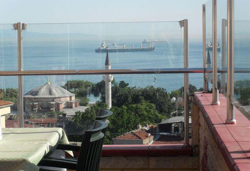 Exterior Stone Hotel Estambul