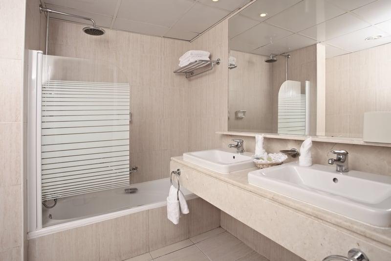 Badezimmer Hotel Grand Bahia Principe La Romana