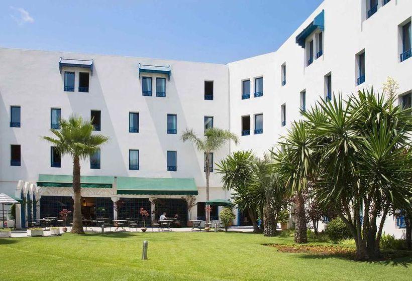 هتل Ibis Gare Casa Voyageurs کازابلانکا