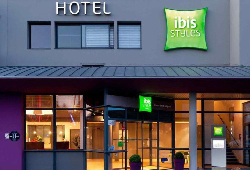 فندق Ibis Styles Rennes Saint Grégoire Saint Gregoire