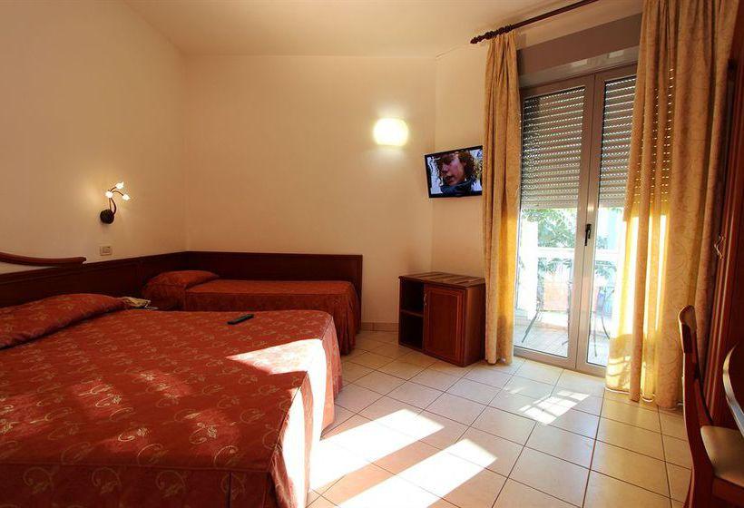 Hôtel Sovrana Rimini
