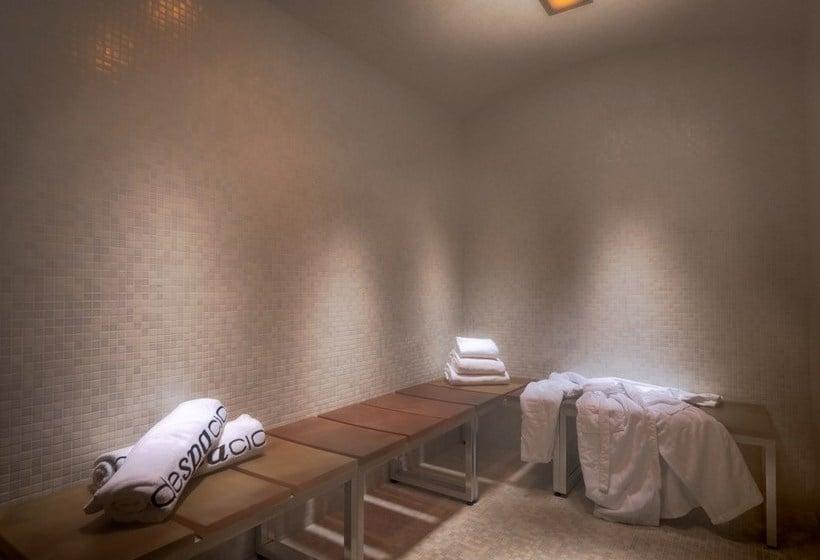 Zona termale Hotel H10 Roma Citta