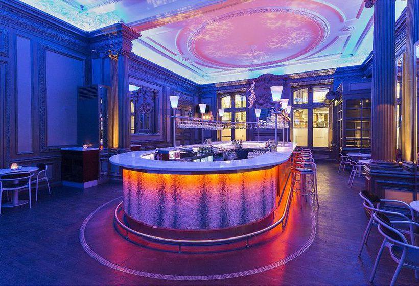 Hyatt Andaz Hotel Liverpool Street Spa