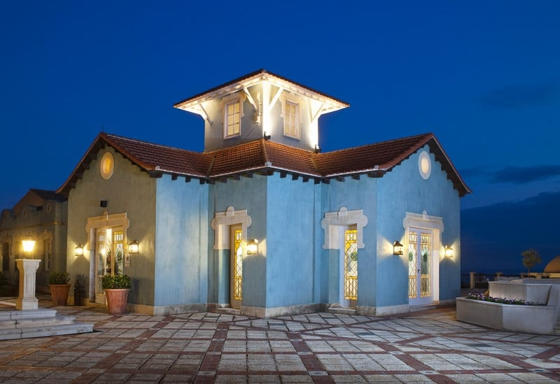 Extérieur Hôtel Meliá Villaitana Benidorm