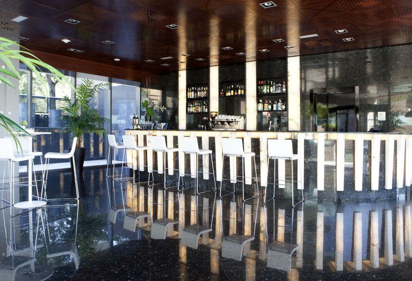 Cafetaria Hotel Santos Maydrit Madrid