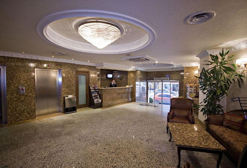 Hotel aspen istanbul em istanbul desde 23 destinia for Orya hotel istanbul