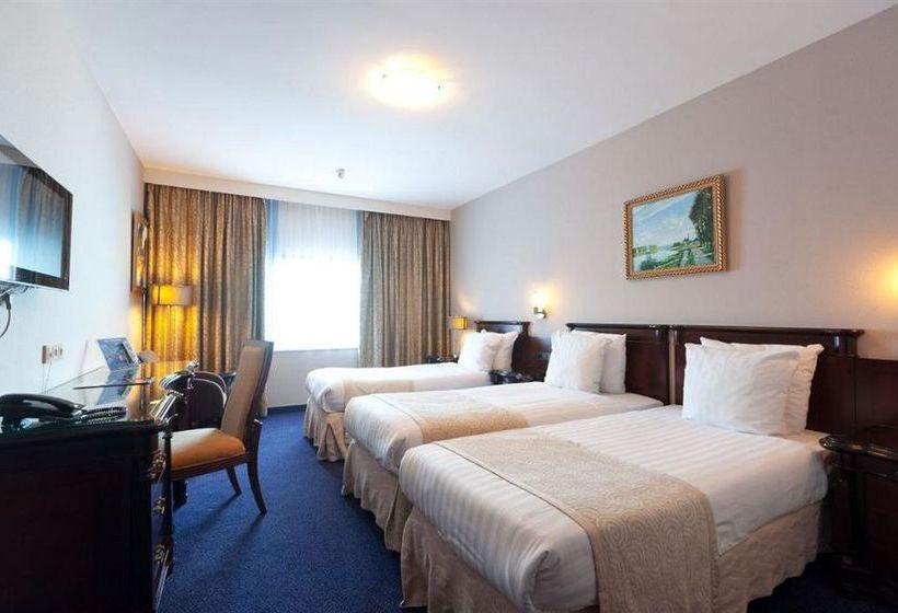 Hotel Best Western Blue Square Ámsterdam