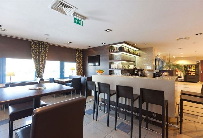 Hotel Best Western Blue Square Amesterdão