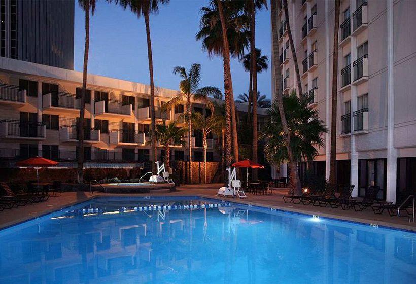 Hotel Hilton Garden Inn Phoenix Midtown Em Phoenix Desde 38 Destinia