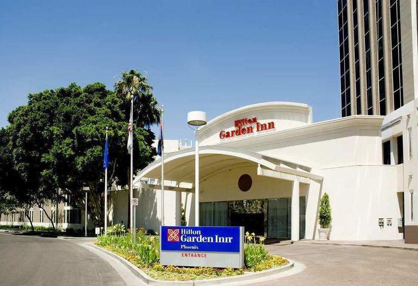 H Tel Hilton Garden Inn Phoenix Midtown Phoenix Les Meilleures Offres Avec Destinia