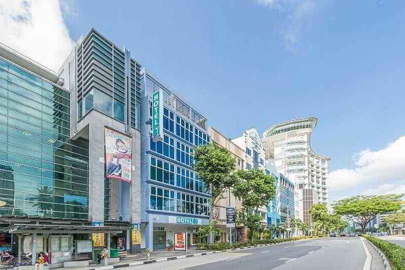 Hotel 81 Bugis In Singapore Starting At 163 25 Destinia