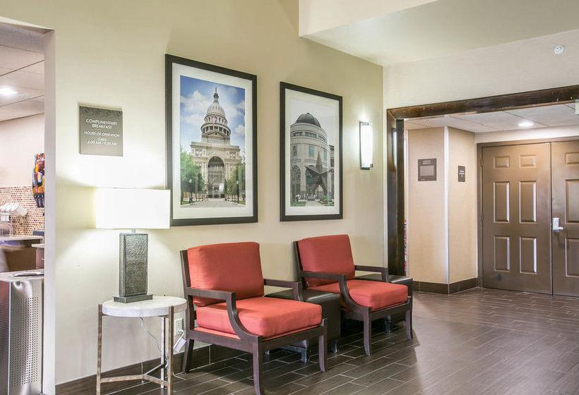 Hôtel Comfort Suites Nw Lakeline Austin