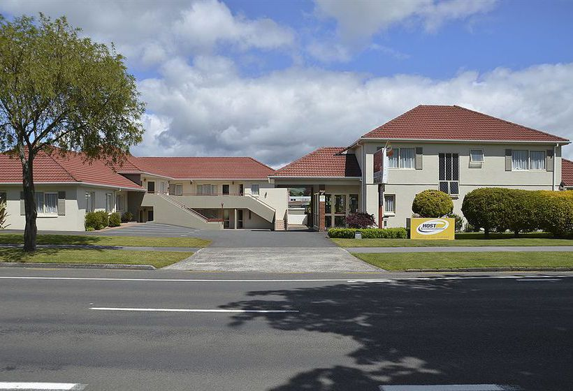 Hotel Geneva Motor Lodge Rotorua