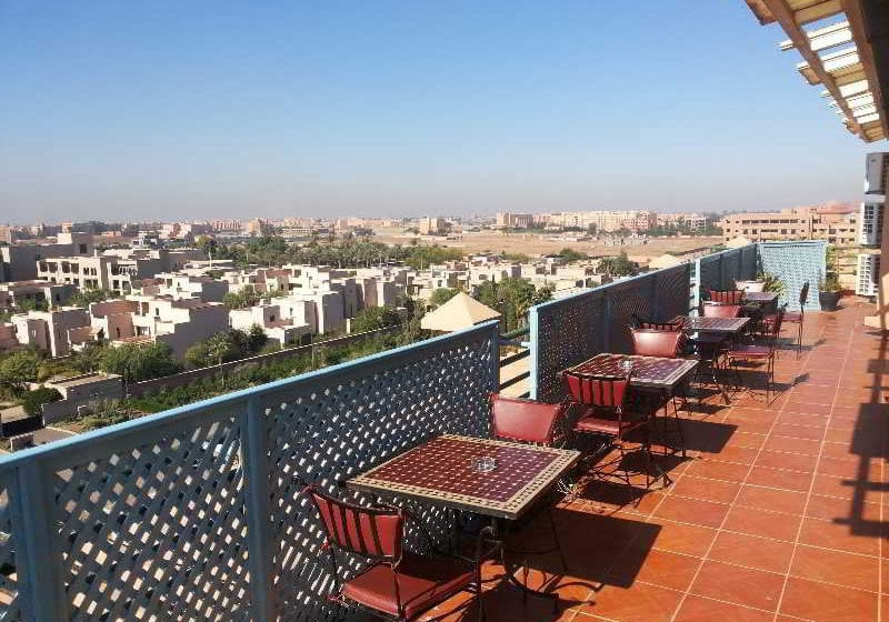 Mogador menzah appart h tel in marrakech starting at 12 for Appart hotel 41