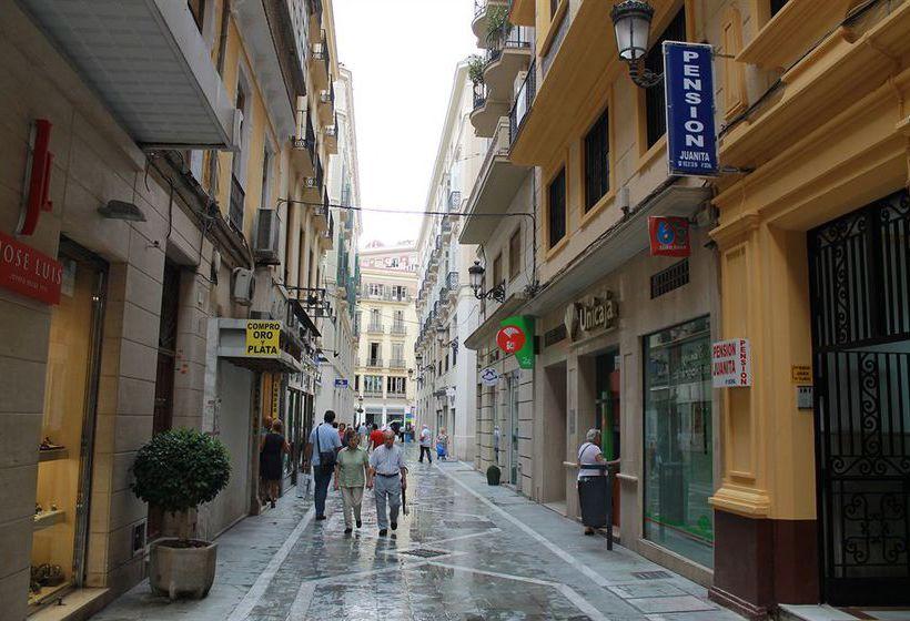 Hostal Pension Juanita Málaga
