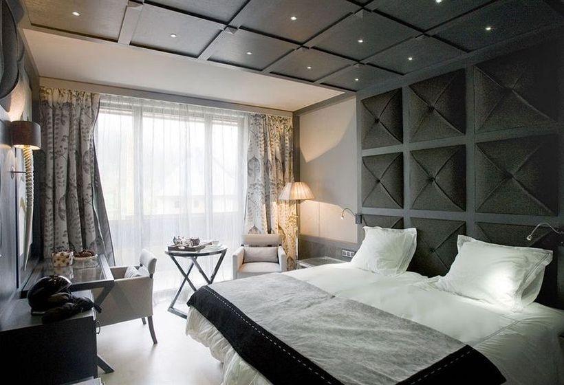 Room Hotel Santos Val de Neu Baqueira Beret