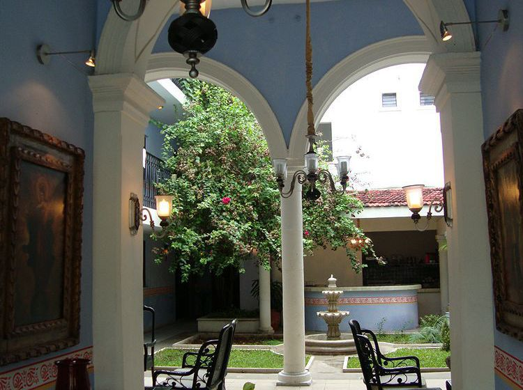 Bed and Breakfast Hotel Aragon Mérida