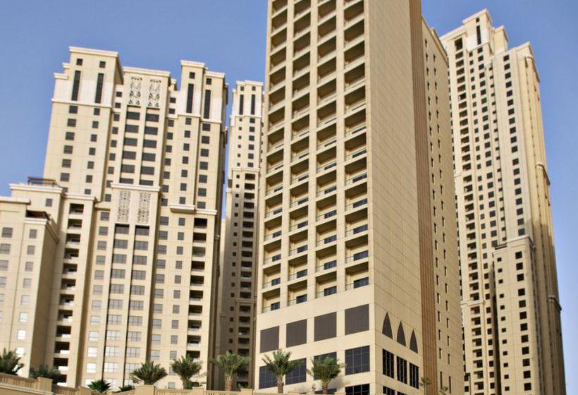 Hotel amwaj rotana jumeirah beach a dubai a partire da 52 for Hotel di dubai
