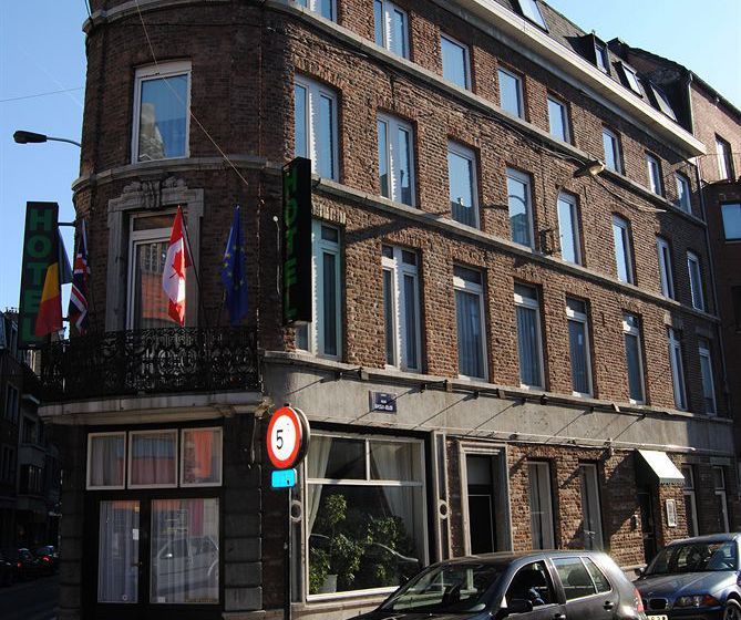 Hôtel La Passerelle Liège