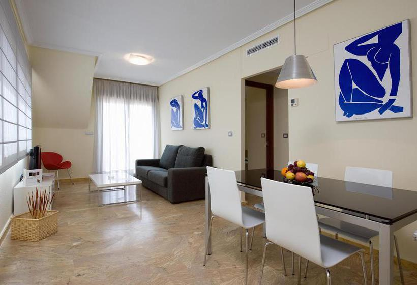 Aparthotel Calas De Campoamor Orihuela