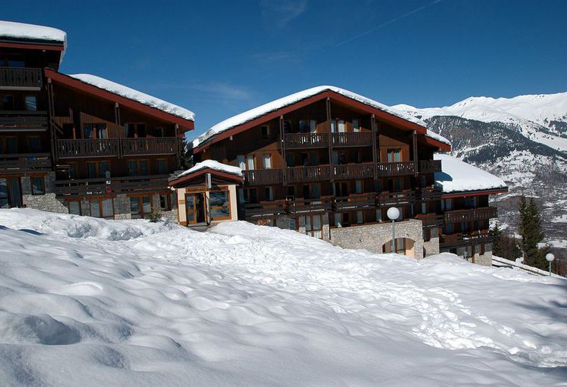 Appart 39 h tel odalys les brigues courchevel les for Apparthotel 22