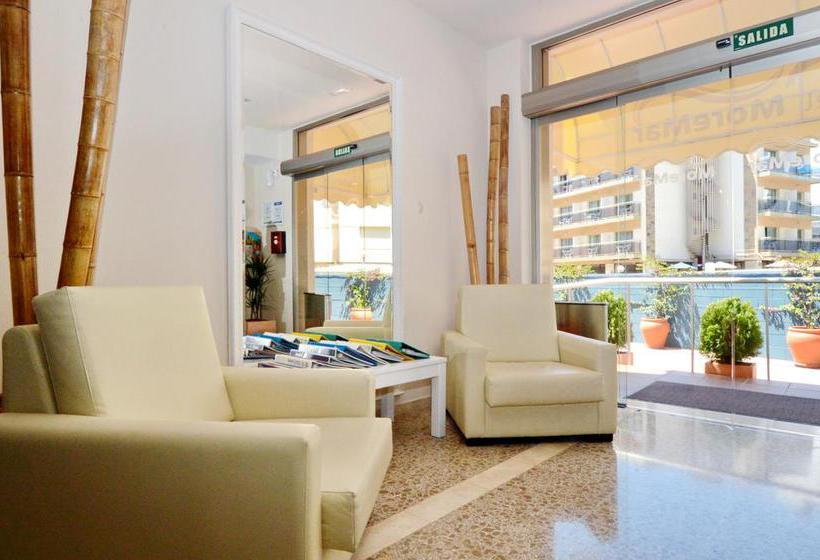 Common areas Hotel Moremar Lloret de Mar