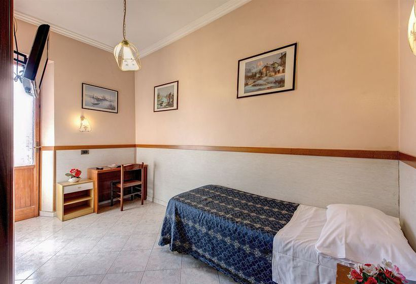 Hotel Soggiorno Blu in Rome, starting at £12 | Destinia