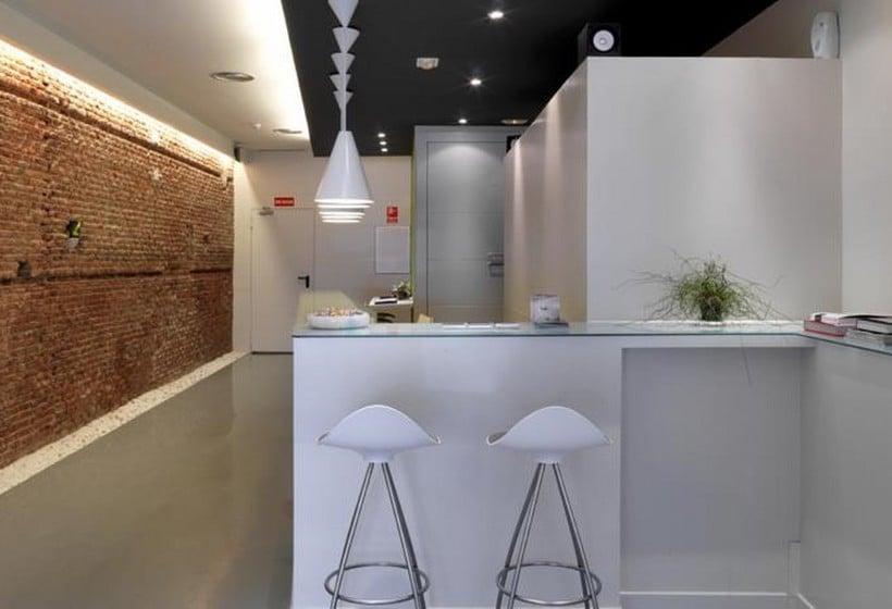 Café Urban Sea Hotel Atocha 113 Madrid