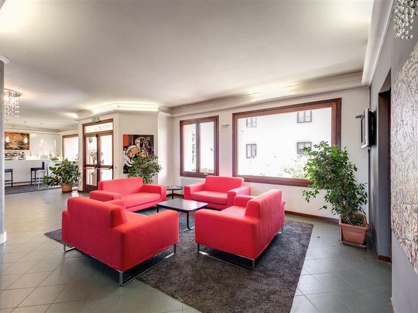 أماكن عامة Alba Hotel Torre Maura روما