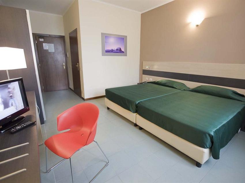غرفة Alba Hotel Torre Maura روما