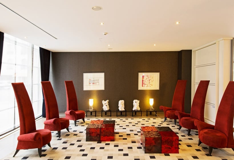Common areas Hotel Abba Berlin