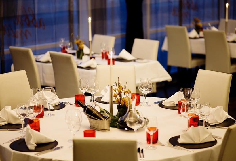 Restaurante Hotel Abba Berlin Berlín