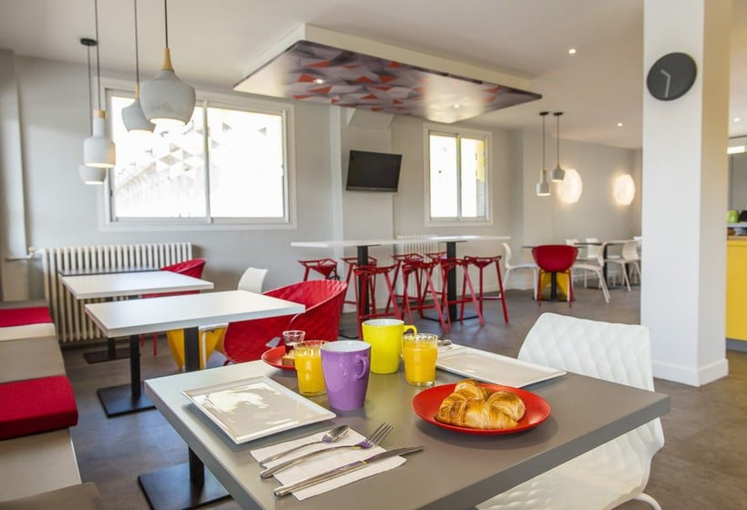 Cafeteria Hotel Ibis Styles Rouen Centre Cathedrale