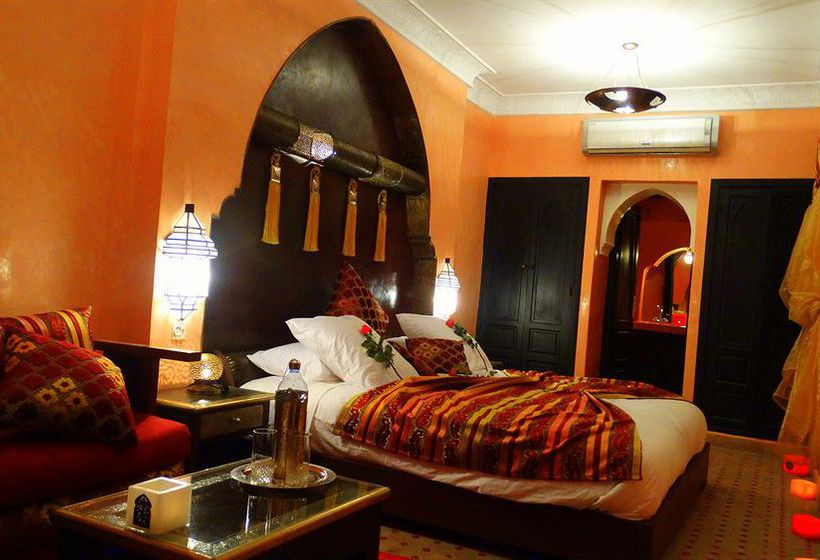 Riad spa le secret de zoraida marrakech partir de 52 for Hotel le secret