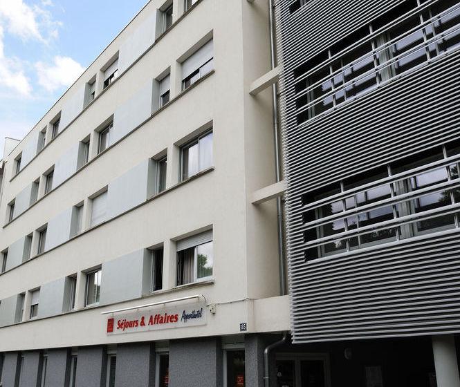 Sejours  Affaires Rennes Villa Camilla Rennes France