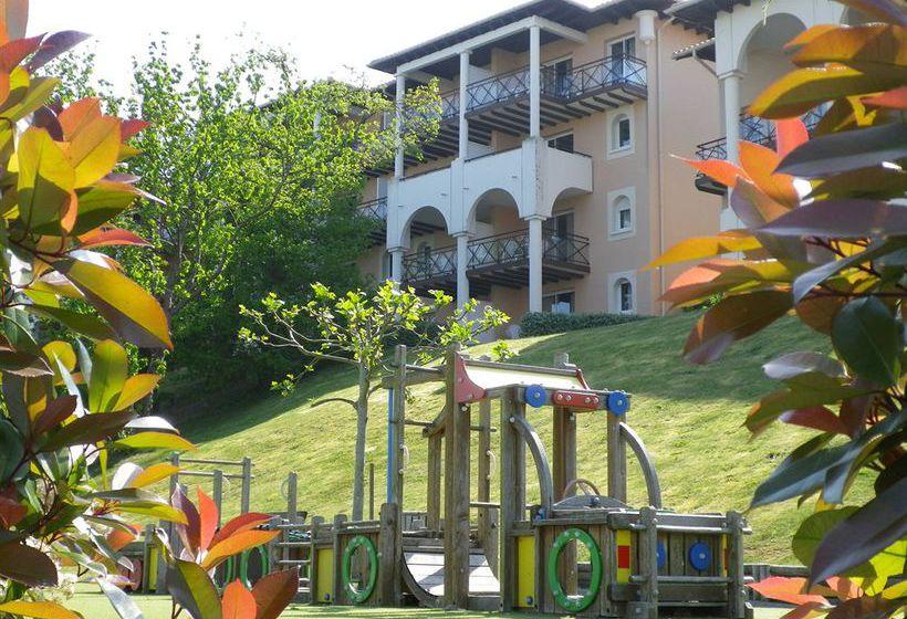 레지던스 Apartamentos Résidence Mer & Golf Soko Eder Ciboure