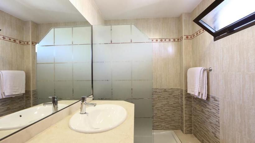Cuarto de baño Apartamentos Jade El Arenal
