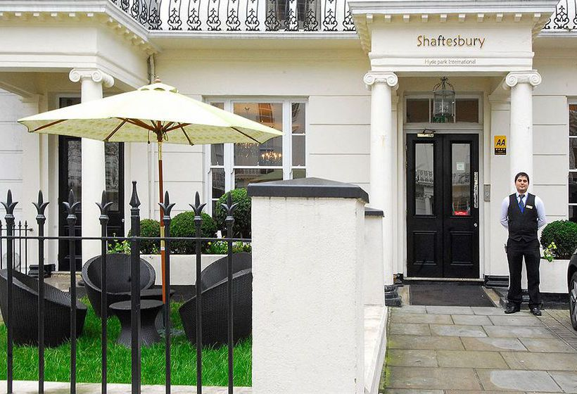 Hôtel Shaftesbury Hyde Park International Londres