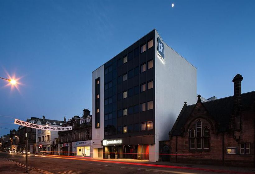 Ramada Encore Hotel Inverness City Centre