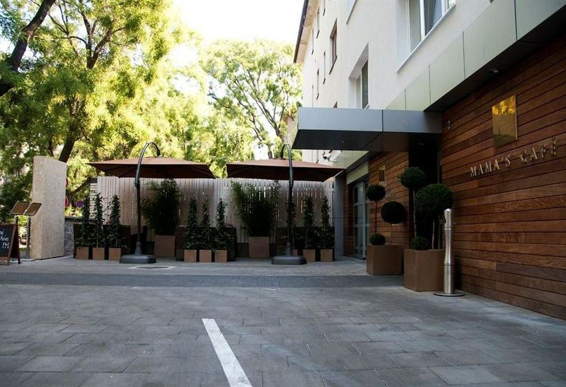Hotel mama 39 s design in bratislava starting at 42 destinia for Mamas design hotel bratislava