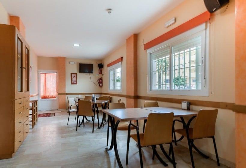 Cafeteria Loto Conil Hotel Apartamentos Conil de la Frontera