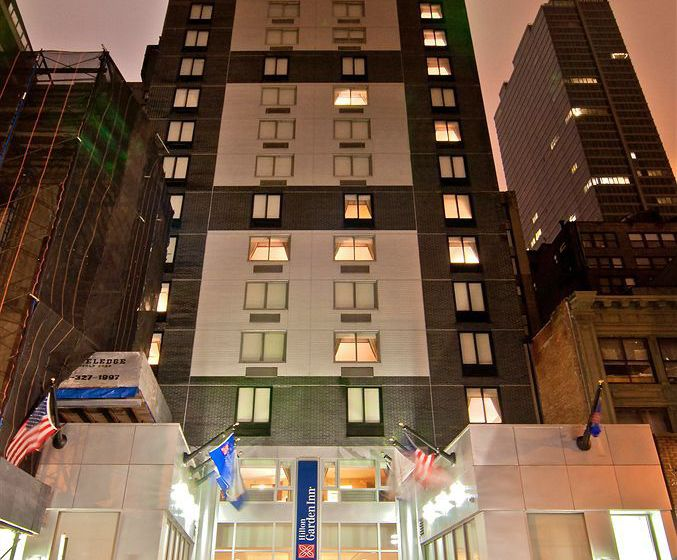 호텔 Hilton Garden Inn New York Chelsea 뉴욕