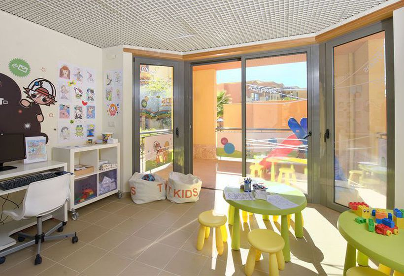 Children?s facilities Residences at Victoria Clube de Golfe  Vilamoura