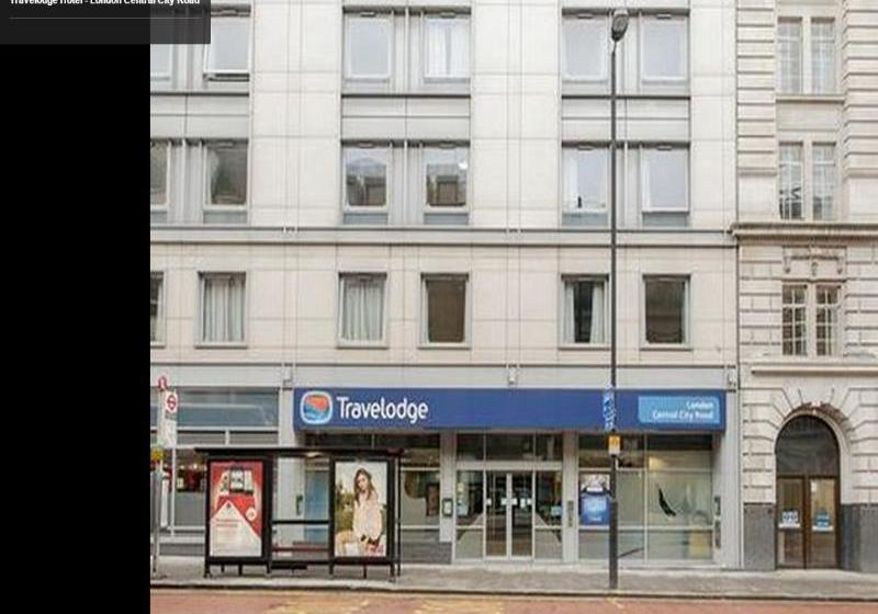 Hotel Travelodge London Central City Road Londres
