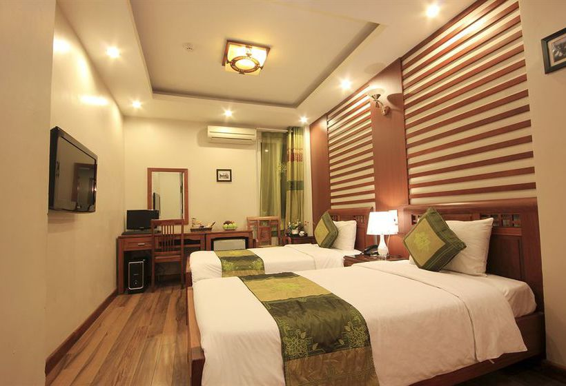 Icon 36 Hotel  U0026 Residence  U00e0 Hano U00ef  U00e0 Partir De 14  U20ac