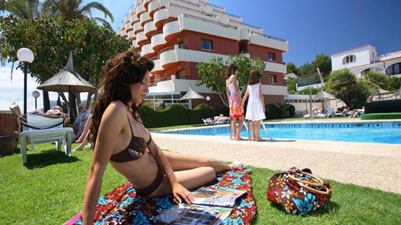 Outside Resort AR Galetamar Hotel & Apartamentos Calpe