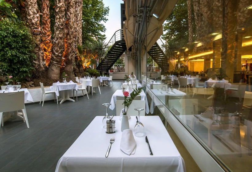 Restaurant Apartamentos Torre Belroy Benidorm
