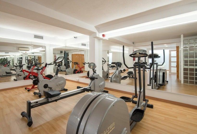 Sports facilities Apartamentos Torre Belroy Benidorm