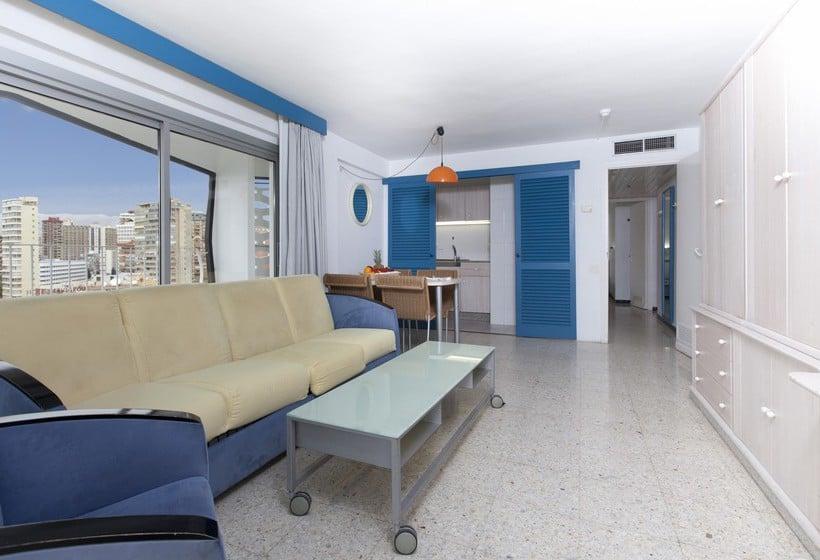 Room Apartamentos Torre Belroy Benidorm